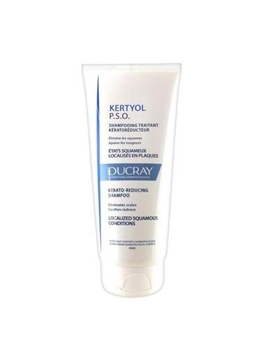 Ducray  Kertyol P.S.O. Shampoo 200ml Renksiz